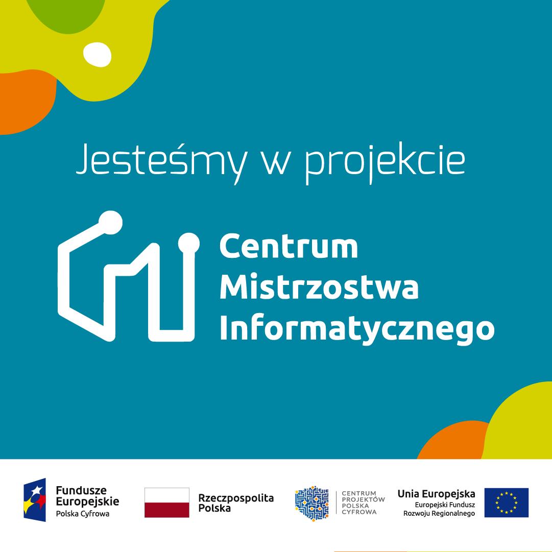 Thumbnail for the post titled: Jesteśmy w projekcje!