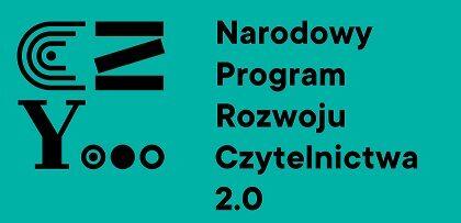 Thumbnail for the post titled: Narodowy Program rozwoju Czytelnictwa 2.0 na lata 2021-2025!